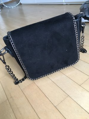 Buffalo Crossbody bag black-anthracite