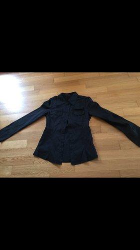 schwarze Vero Moda Bluse