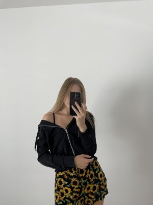 Schwarze veste/ Jacke