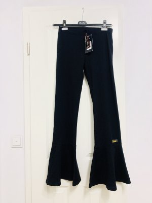 schwarze Vintage Sporthose 90er Style v Venice Beach Activewear Gr. 38/M-L