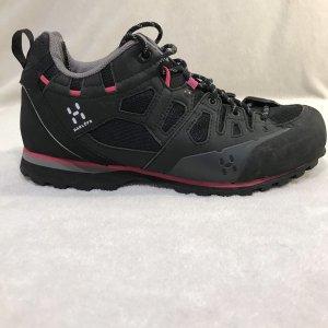 Haglöfs Slip-on Sneakers black