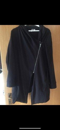 H&M Sweat Jacket black