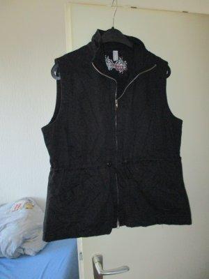 Sports Vests black cotton