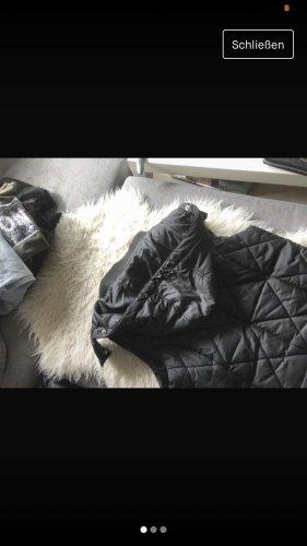 Fleece vest zwart