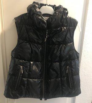 ae elegance Down Vest black