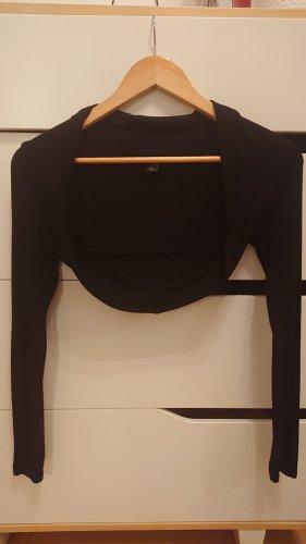 Amisu Wraparound Jacket black