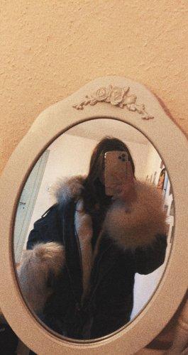 Azara Paris Veste en fourrure multicolore