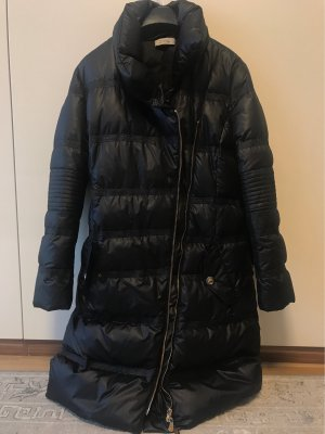 Schwarze Winterjacke von Versace Collection