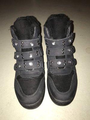 Bottes d'hiver noir