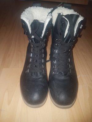 EMP Winter Booties black