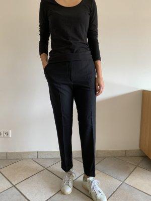 COS Pantalón de lana negro Lana