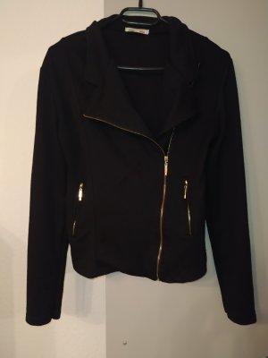Made in Italy Blazer en laine noir