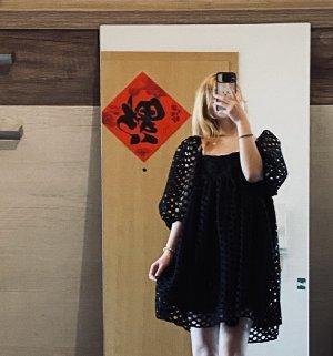 Kimchi Blue Midi Dress black