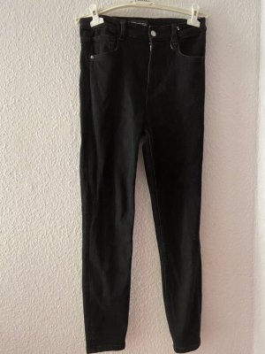 Zara 7/8 Length Jeans black