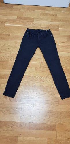Schwarze Zara-Jeans