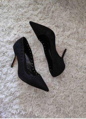 schwarze Zara Pumps