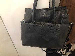 Schwarze Zara Tasche