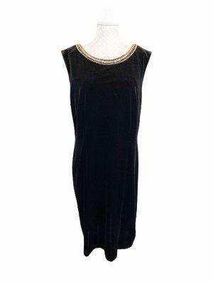 Schwarzer Abendkleid Connected Apparel