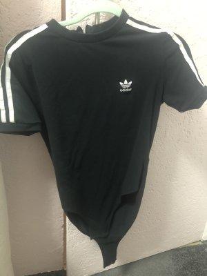 Schwarzer Adidas Body