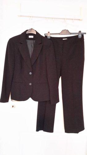 Livre Trouser Suit black polyester