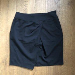H&M Flared Skirt black