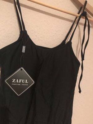 Zaful Costume da bagno nero
