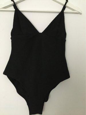 Schwarzer Badeanzug von H&M