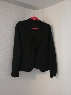Flame Klassischer Blazer negro
