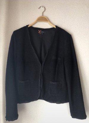 Comma Jersey Blazer black