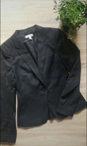 H&M Tailcoat black