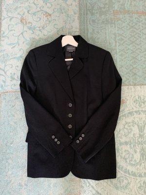 Adagio Lange blazer zwart