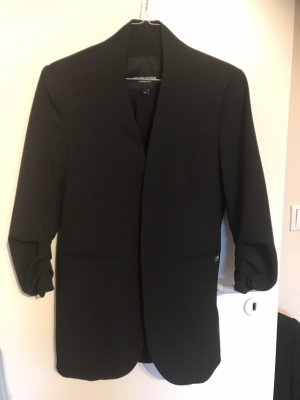 Blazer long noir