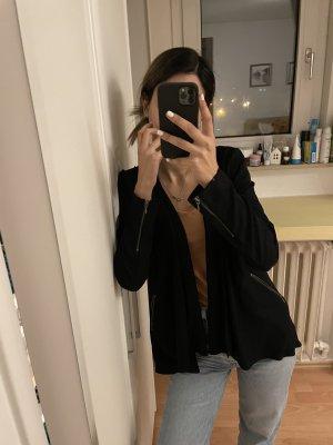 Schwarzer Blazer dünne Jacke Übergangsjacke von Only