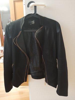 Attentif Short Blazer black