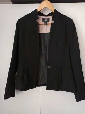 schwarzer Blazer H&M Größe 36
