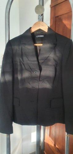 St. emile Korte blazer zwart Polyester
