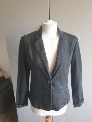 Schwarzer Blazer Vintage