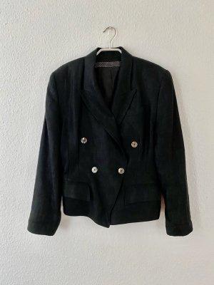 Schwarzer Blazer von Blacky Dress Größe 38