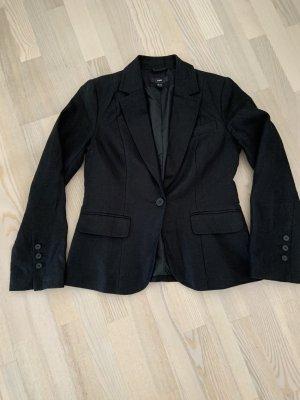 schwarzer Blazer von H&M, Gr. 36