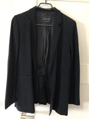 Schwarzer Blazer von Massimo Dutti