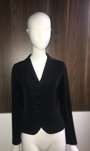 Schwarzer Blazer von Sisley