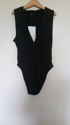 Schwarzer Body Zara M