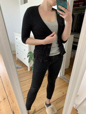 Schwarzer Cardigan von Vero Moda