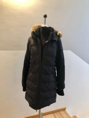 Comptoir des Cotonniers Manteau en duvet noir polyamide
