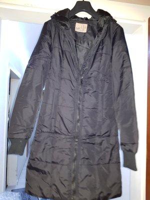 AJC Manteau en duvet noir