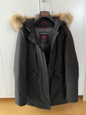 Canadian Classics Down Jacket black