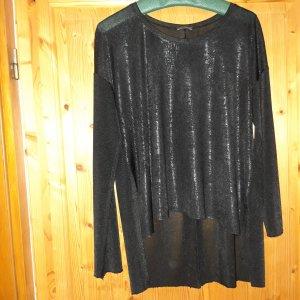 B/W Zara Collection Oversized trui zwart