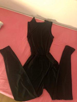 Schwarzer eleganter Jumpsuit