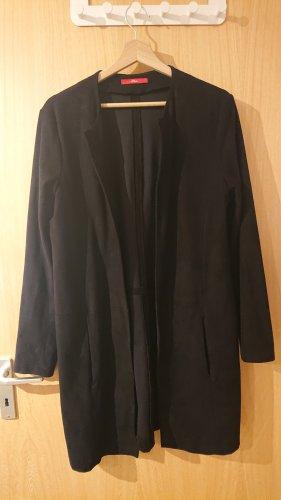 schwarzer Esprit Mantel