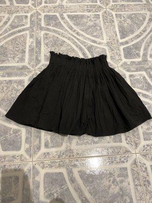 Zara Jupe à plis noir